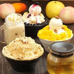 Dessert Cafe 雪のはな 京都寺町店の写真