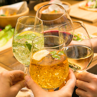【カフェ飲み】かわいいカフェ空間でお酒を愉しむ♪
