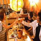旅人食堂 立川店の雰囲気3