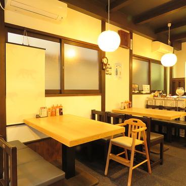 倉敷食堂 白壁のBoorunch ぶーらんちの雰囲気1
