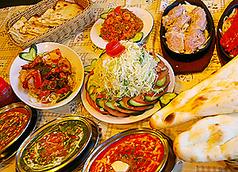 インド料理 まいたのコース写真