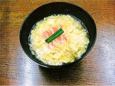 料理メニュー写真酪豆腐椀/蟹かき玉椀