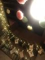日本初!?日本酒ボトルのイルミネーションデコレーション部屋をご用意しました!イルミネーションは冬のもの・・・ではないですよっ!西八エビスはいつでもキラキラです!☆★☆★