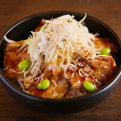 料理メニュー写真十勝名物豚丼