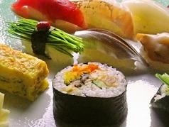 寿司 ふくろうの写真