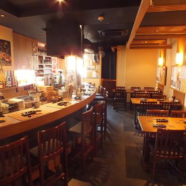 金市朗食堂の雰囲気1