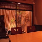 【1階】店内奥、掘りごたつ個室6名様×1卓