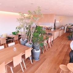 ガーデン カフェ GARDEN CAFE ソライロの雰囲気1