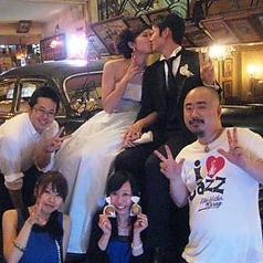 【貸切】ウエディングパーティーでの素敵なサプライズ☆