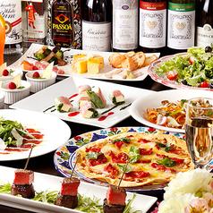 南欧田舎料理のお店 タパスのコース写真
