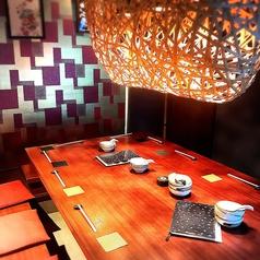 豆腐料理とおばんざい 豆八 離れの雰囲気1