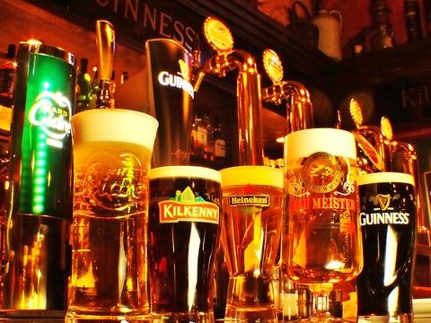 ザ リフィー タヴァーン The Liffey Tavern 2 東堀店