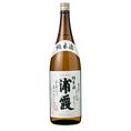 【浦霞】(純米酒) 宮城県産/日本酒度:+2 / 酸度:1.4