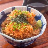 当店のお米は新潟県のみで栽培されている「こしいぶき」を使用。お米からこだわった丼ものはほかでは味わえないほどです!口の中に入れた瞬間に溢れだす肉汁はお肉好きにはたまりません◎お得なクーポンもございますので是非ご一緒にご利用ください!