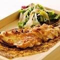 料理メニュー写真熟成鶏の一枚焼き