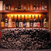 県内外の日本酒、ワインどちらも種類豊富に取り揃え!