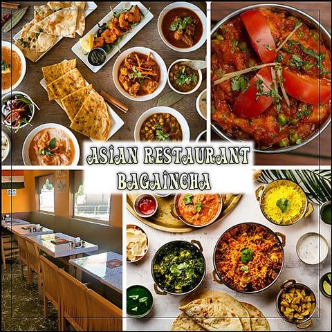 アジアンレストラン バガィチャ 和光市店