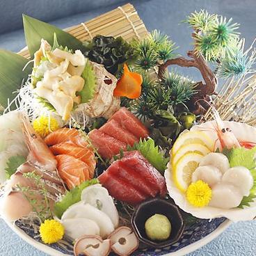 いけす道場魚家 東陽町店のおすすめ料理1