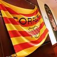 まるで本場スペインに来たような気分♪明るくオシャレな店内です★