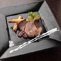 料理メニュー写真イベリコ豚(ベジョータ)のソテー