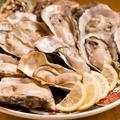 料理メニュー写真兵庫県室津産 一年牡蠣の蒸し焼き 4個