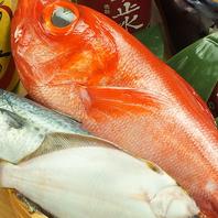 市場直送★魚に一切の妥協なし!刺身、煮魚、牡蠣!