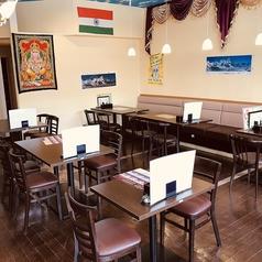 インドレストラン SUMI MAHAL スミマハルの雰囲気1
