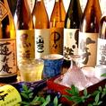 福岡の地酒を各種ご用意!お酒の種類、酒蔵さんもご紹介させていただけます!!