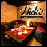 個室×八王子バル 肉S Nicksのロゴ