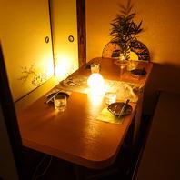【歓送迎会にも】完全個室居酒屋★