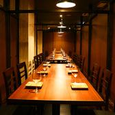 【22名様までの個室】会社宴会、同窓会などにおすすめ