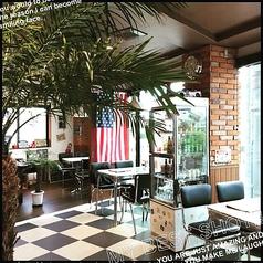 アメリカンカフェ TAKE5の写真