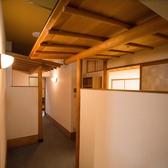 2名~最大100名までの大小個室を完備しております。