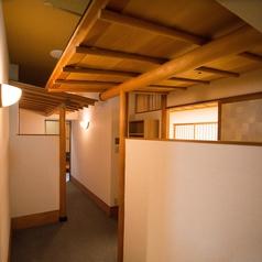 2名~最大200名までの大小個室を完備しております。