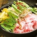 料理メニュー写真旨味カレー鍋