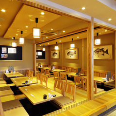 築地 日本海 赤羽店の雰囲気1