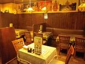 インド料理 ドルーガの雰囲気2