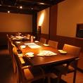 各種宴会に合わせてお席をご用意致します。【国分寺でお食事処、宴会を実施するお店をお探しなら北海道へ】