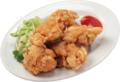 料理メニュー写真軟炸鶏(骨なし唐揚げ) 3ケ