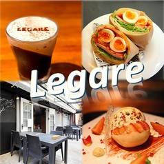 Cafe&Beer terrace Legare テラス レガーレの写真