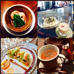 和小屋のおすすめ料理1