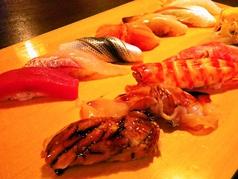 美家古鮨のおすすめ料理1