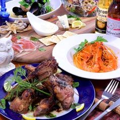 day by beach デイバイビーチのおすすめ料理1