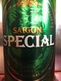 ベトナム産ラガービール『サイゴンスペシャル』