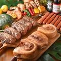 料理メニュー写真◆超!豪快シュラスコ 食べ放題◆