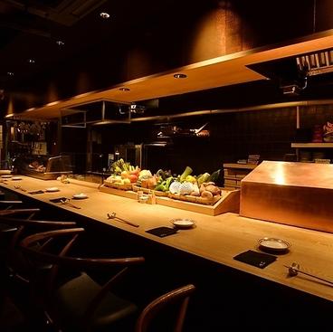 祇園 晩餐 京色の雰囲気1