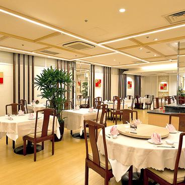 四川飯店 ホテルロイヤルオリオン内の雰囲気1