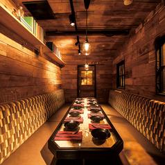 Octo Table オクトテーブル 名古屋栄店の雰囲気1