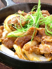 豚ハラミ(塩・焼肉風・味噌風)