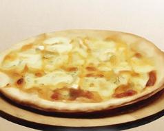 Pizzaセッテフォルマッジ~7種のチーズ~メイプルシロップで